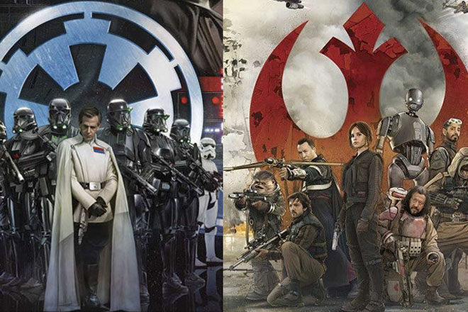 Why I'm more hyped about Rogue One than Force Awakens