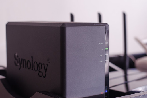 Synology DS218 Play